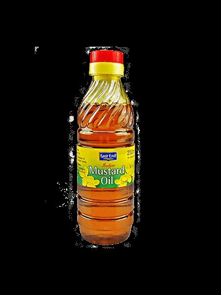 olej z horčicových semien