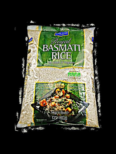 Basmati ryža najlepšia