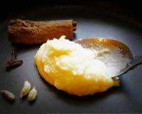 Ghí čírené maslo