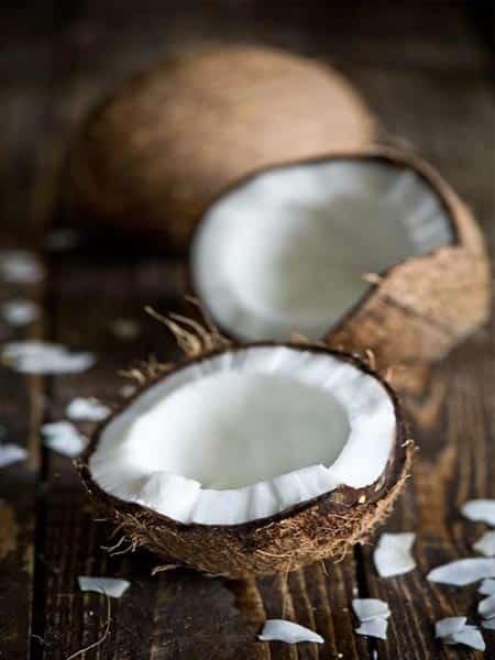 kokosové mlieko indické korenie