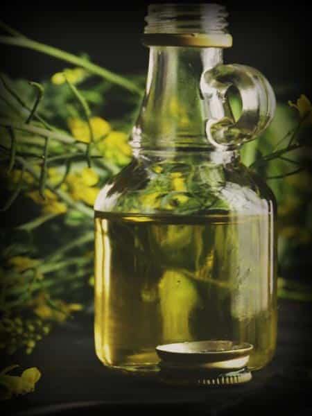 horčičný olej
