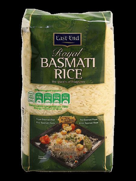 Najkvalitnejšia basmati ryža www.indickekorenie.sk