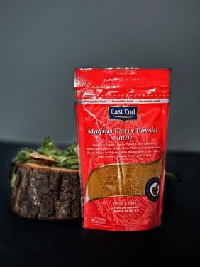 Hot Madras Curry 100g