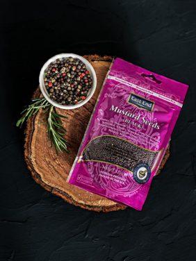 Horčičné Semená Čierne 100g