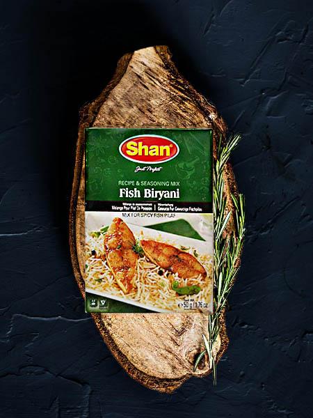 Fish Biryani 50g
